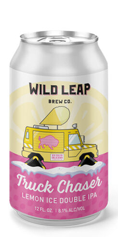 Truck Chaser Lemon Ice, Wild Leap Brew Co.