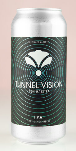 Tunnel Vision, Bearded Iris Brewery