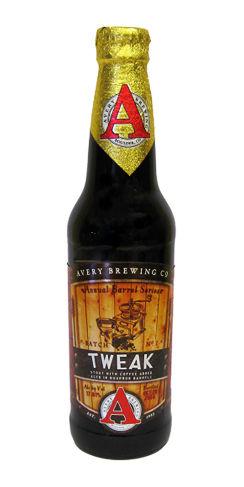 Avery Beer Tweak Coffee Stout Beer