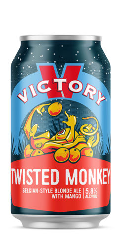 Twisted Monkey, Victory Brewing Co.