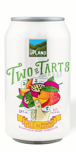 Two of Tarts, Upland Brewing Co.
