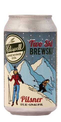 Two Ski Brewski, Kalispell Brewing Co.