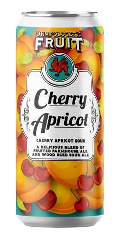 Unapologetic Fruit Series: Cherry Apricot, Brewery Vivant