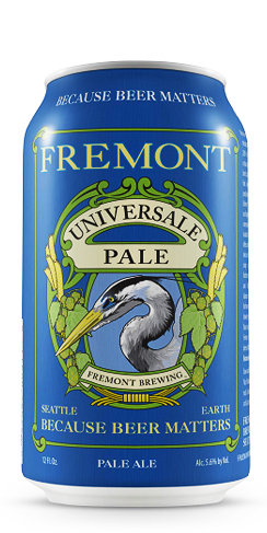 Fremont Beer Universale Pale Ale