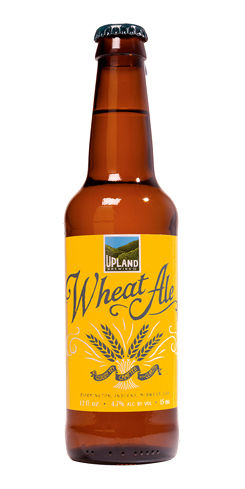 Upland Wheat Ale by Upland Brewing Co.