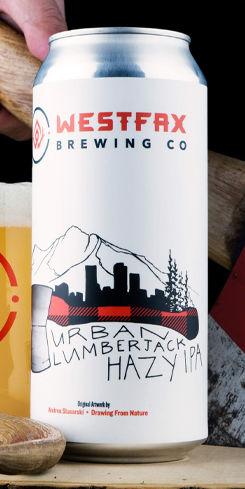 Urban Lumberjack, WestFax Brewing Co.