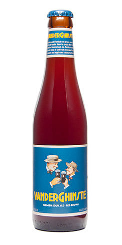 Brouwerij Omer Vanderghinste Oud Bruin