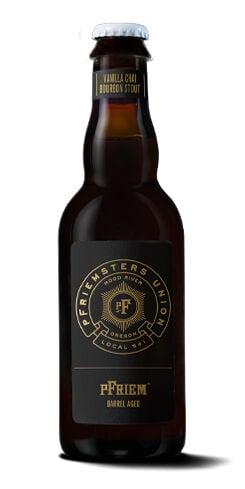 Vanilla Chai Bourbon Stout, pFriem Family Brewers
