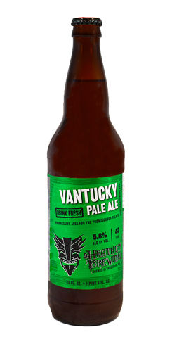 Vantucky Pale Ale by Heathen Brewing