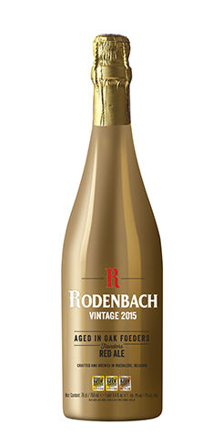 Vintage 2015 by Brouwerij Rodenbach
