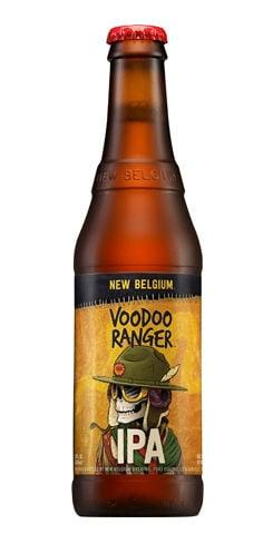Voodoo Ranger by New Belgium Brewing Co.
