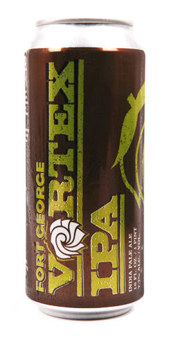Fort George Vortex IPA Beer