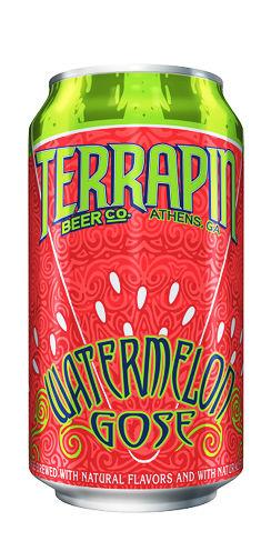 Terrapin Beer Watermelon Gose