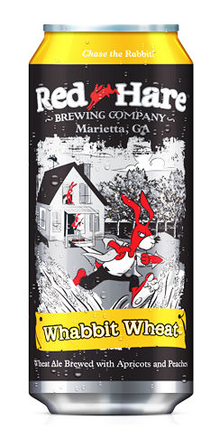 Red Hare Beer Whabbit Wheat