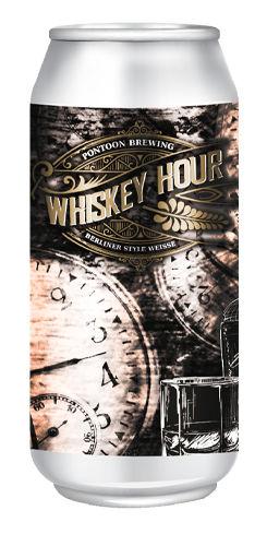 Whiskey Hour, Pontoon Brewing
