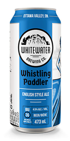 Whistling Paddler by Whitewater Brewing Co.