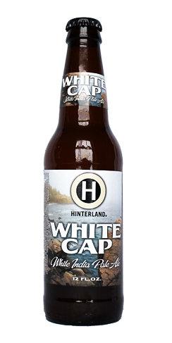 Hinterland Beer White Cap IPA