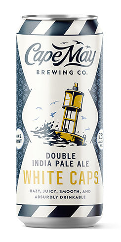 White Caps by Cape May Brewing Co.