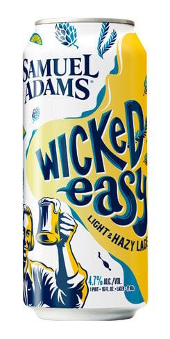 Samuel Adams Wicked Easy, Boston Beer Co.