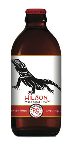 Wilson IPA by Roadhouse Brewing Co.