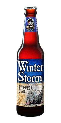 Winter Storm by Heavy Seas Beer