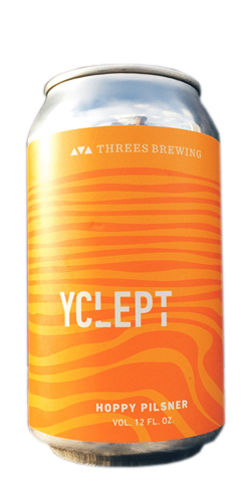 Threes Brewing Yclept Hoppy Wheat Ale