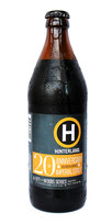 Hinterland Beer 20th Anniversary Imperial Stout