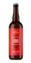 500 Quadrupel Ale Barrel-aged by Reformation Brewery