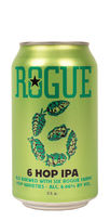 6 Hop IPA by Rogue Ales & Spirits