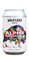 Alpha Abstraction Vol. 1, Wild Leap Brew Co.