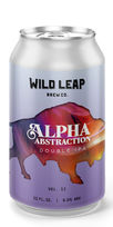 Alpha Abstraction, Vol. 11, Wild Leap Brew Co.