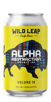 Alpha Abstraction, Vol. 16, Wild Leap Brew Co.