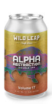Alpha Abstraction, Vol. 17, Wild Leap Brew Co.