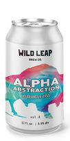Alpha Abstraction, Vol. 8, Wild Leap Brew Co.