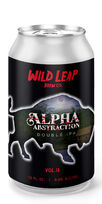 Alpha Abstraction, Vol. 13, Wild Leap Brew Co.
