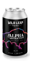 Alpha Abstraction, Vol. 15, Wild Leap Brew Co.