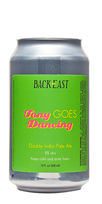 Back East Brewing Tony Goes Dancing Double IPA beer