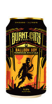 Balloon Boy Burnt City Beer