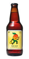 Barley Forge Beer Nom Nom Mango hefeweizen
