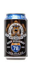 Hop Highway Belching Beaver Beer