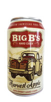 Big B's Harvest Apple Semi-Sweet Hard Cider