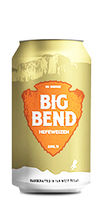 Big Bend Brewing Weissbier