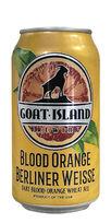 Blood Orange Berliner-Weisse, Goat Island Brewing