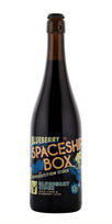 Blueberry Spaceship Box, Superstition Meadery