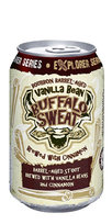 Bourbon Barrel Vanilla Bean Buffalo Sweat with Cinnamon Tallgrass Beer