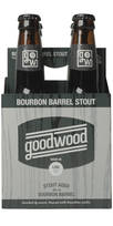 Bourbon Barrel Stout, Goodwood Brewing Co.