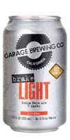 Brake Light IPA, Garage Brewing Co.
