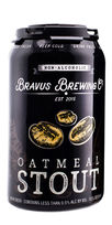 Bravus Oatmeal Stout, Bravus Brewing Co.