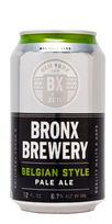 Bronx Brewery belgian pale ale beer
