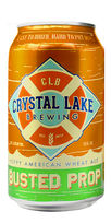 Busted Prop by Crystal Lake Brewing
